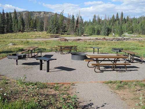 Virginia Campground Photo of Big Meadows