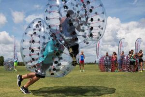 Knockerball Tournament at Wilderness Presidential Resort