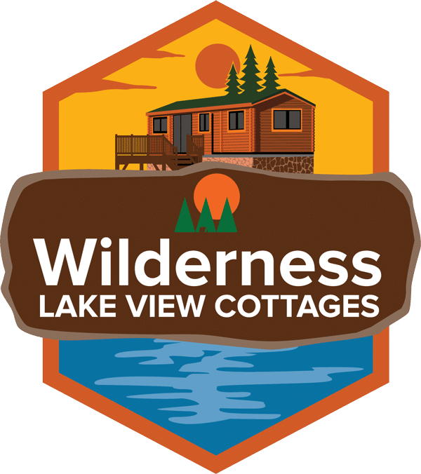 Wilderness Presidential Resort Lake Cottages Emblem