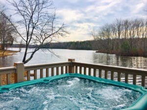 Wilderness Presidential ResortResort Rancher with Hot Tub and View