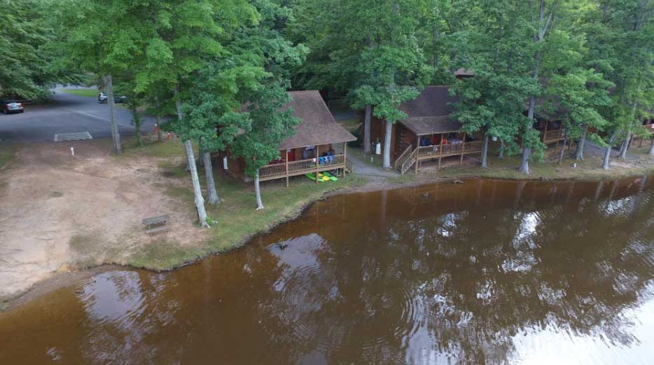 Log Cabins at Wilderness Presidential Resort