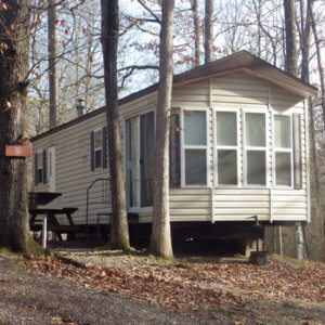 "Wilderness Resort RV 38"" Quailridge Camper"