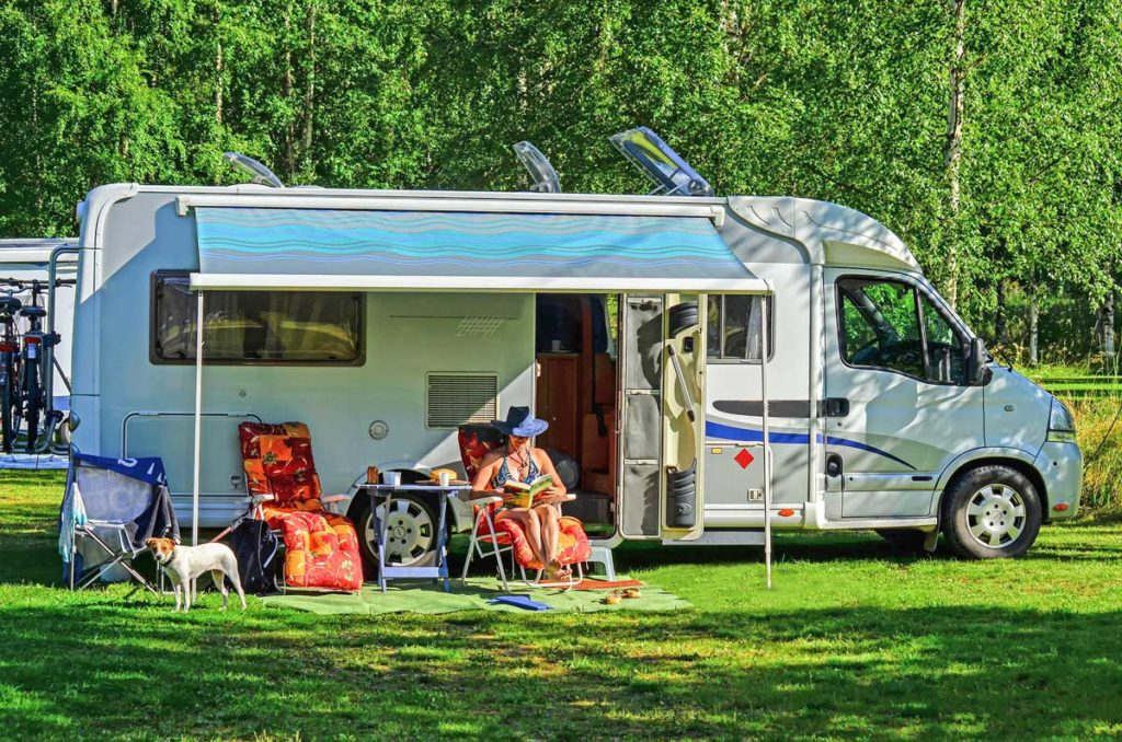 RV Life at Wilderness Presidential Resort