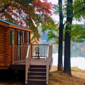 Wilderness Resort Rancher Camp Cottage