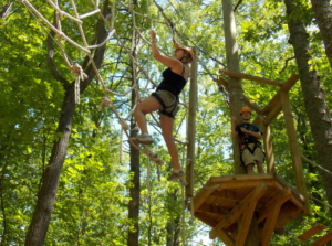 Wilderness Presidential Resort Ropes Adventure Course