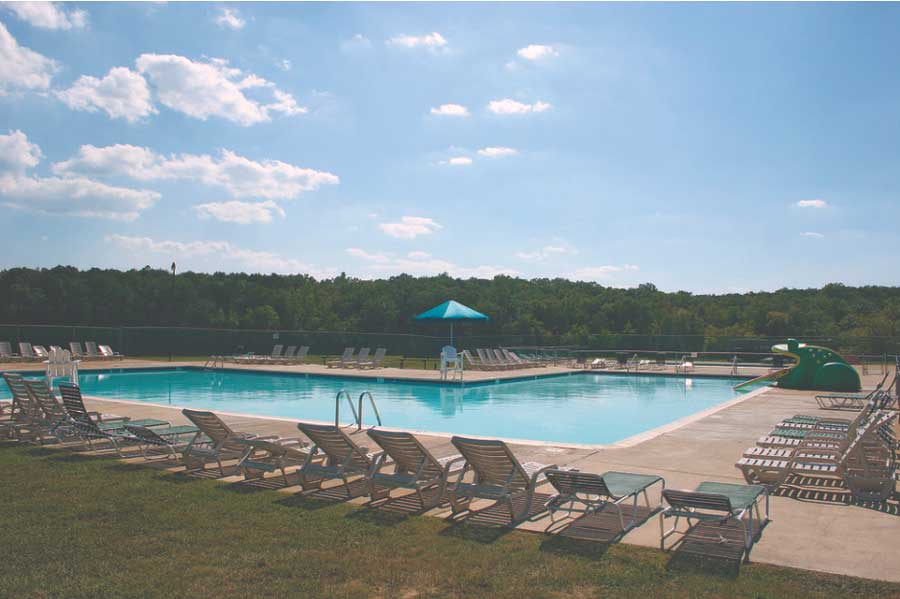 Wilderness Presidential Resort Pool