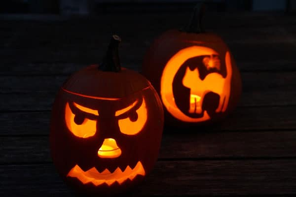 Pumpkin Carving at Wilderness Presidential Resort