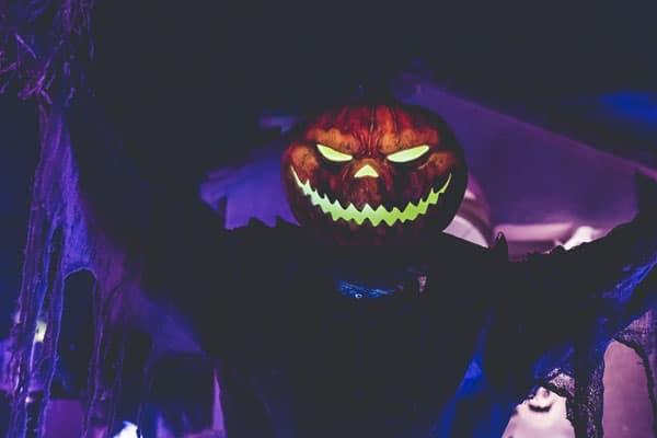 Halloween Decorations at Wilderness Presidential Resort
