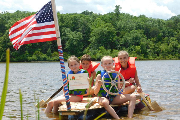 July 4th Regatta at Wilderness Presidential Resort
