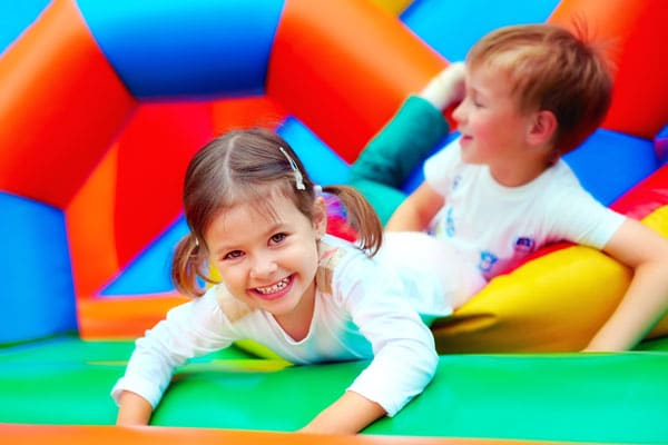 Family Carnival Kids Bouncy House at Wilderness Presidential Resort
