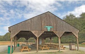 Pavilion at Wilderness Presidential Resort