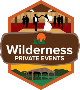 Wilderness Presidential Resort Private Events Logo