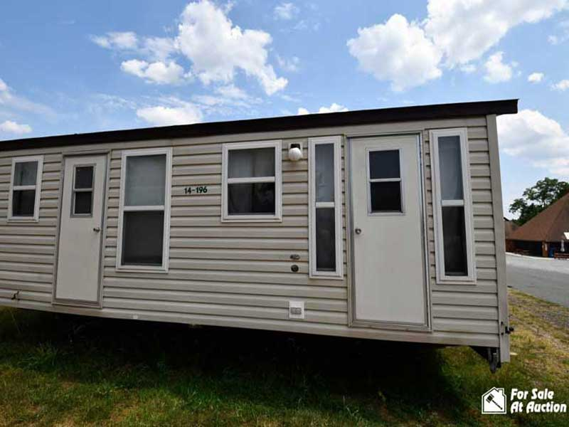 Online Auction RV