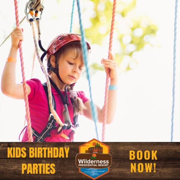 Kids Birthday Party block
