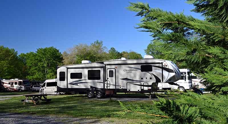 RV camping, RV Campgrounds, RV Resort VIrginia