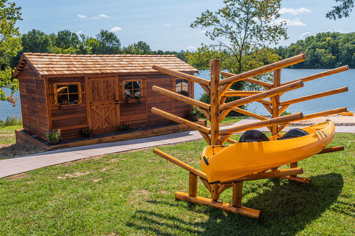 Kayak Rental Hut