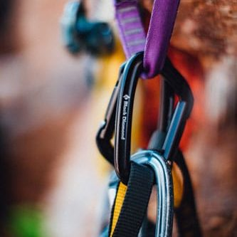 Wilderness Preseidential Resort Adventure Park carabiner safety Clips